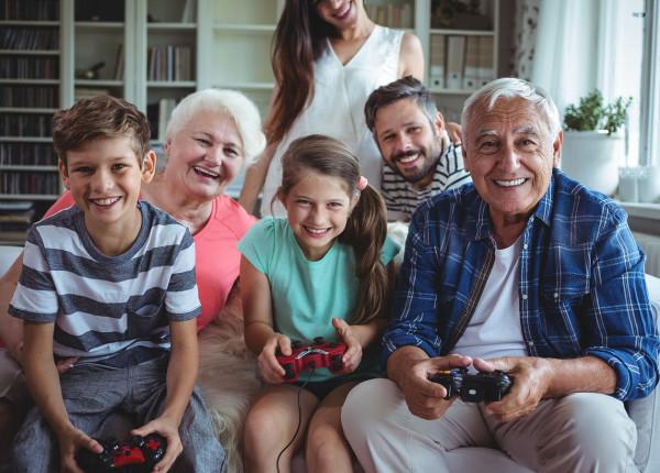 افضل العاب للعائلة