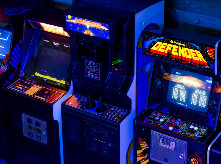 تاريخ صناعة ألعاب الفيديو
