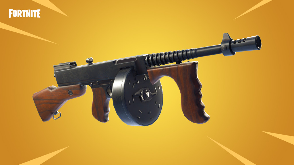Jules Drum Gun - Fortnite Weapons