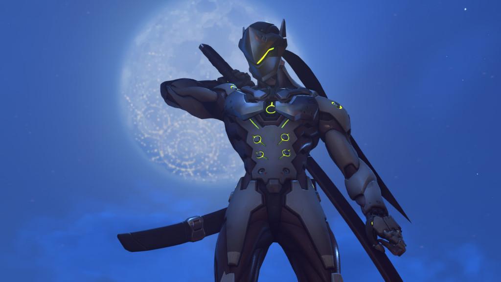 Genji - Overwatch Characters