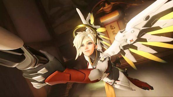 Mercy - Overwatch Characters