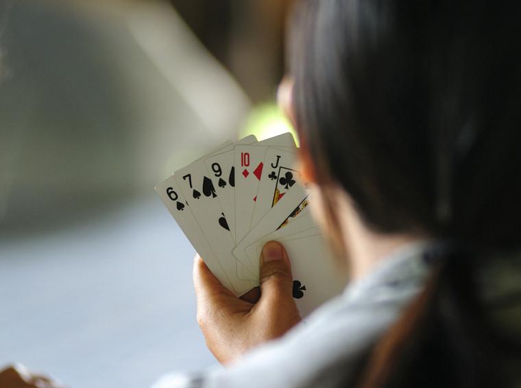 طريقة لعب البلوت