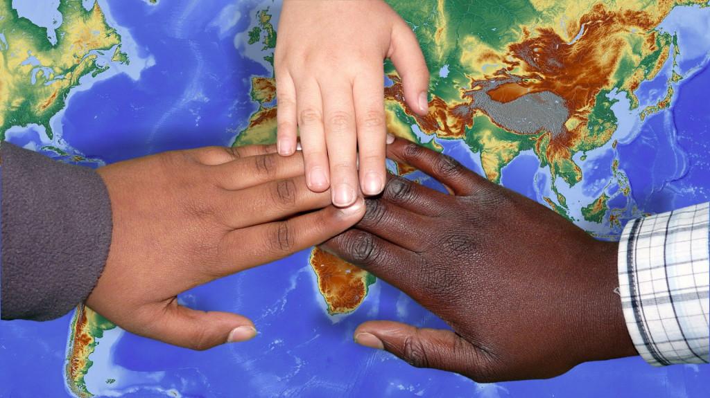 Save Humanity With #GameForGood